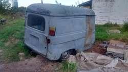 Carro, trailer, carrito, obrador