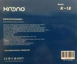 Tdt Krono Wi-fi