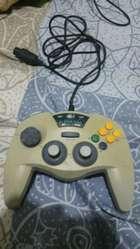 Control de Nintendo 64 Doble Palanca