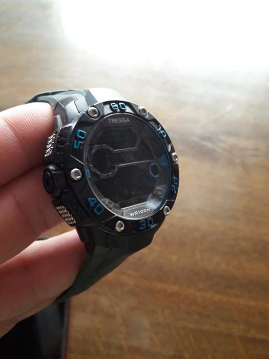 Vendo Reloj Tressa Como Nuevo