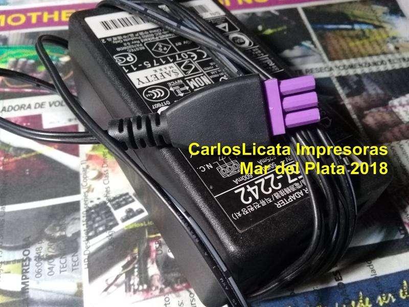 TRANSFORMADORADAPTADOR PARA <strong>impresora</strong>S HP