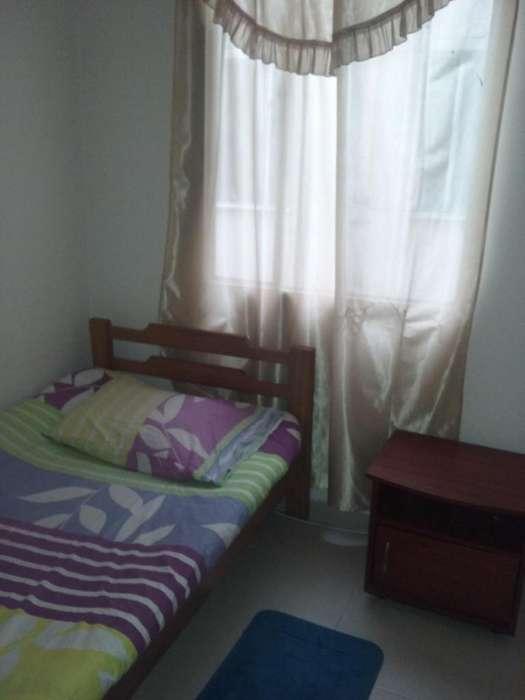 Arriendo habitación Amoblada Norte de Bogotá 360.000.oo