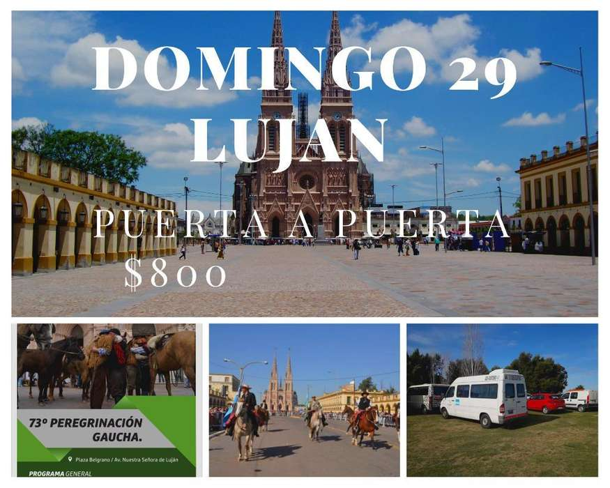 Excursion a Lujan