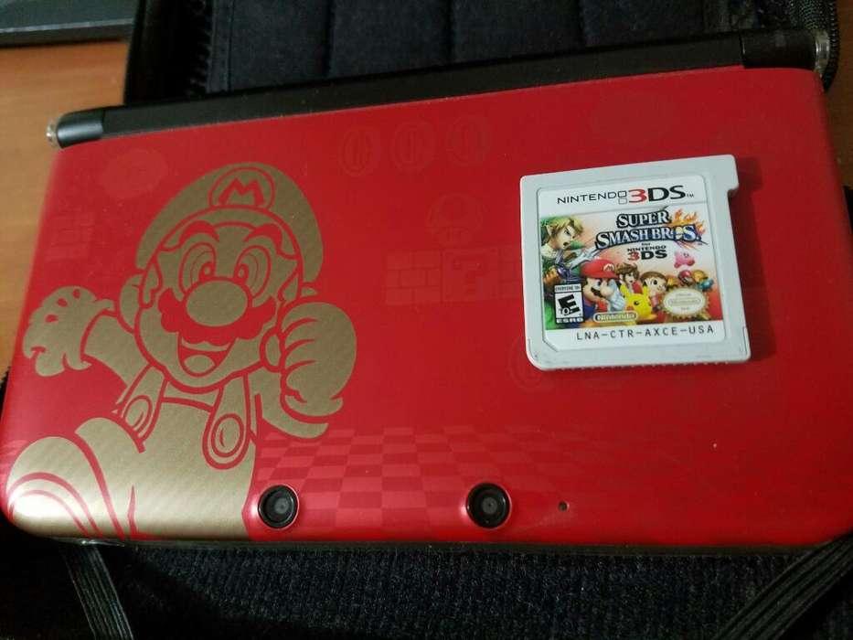 Nintendo 3ds Xl 2 Juegos