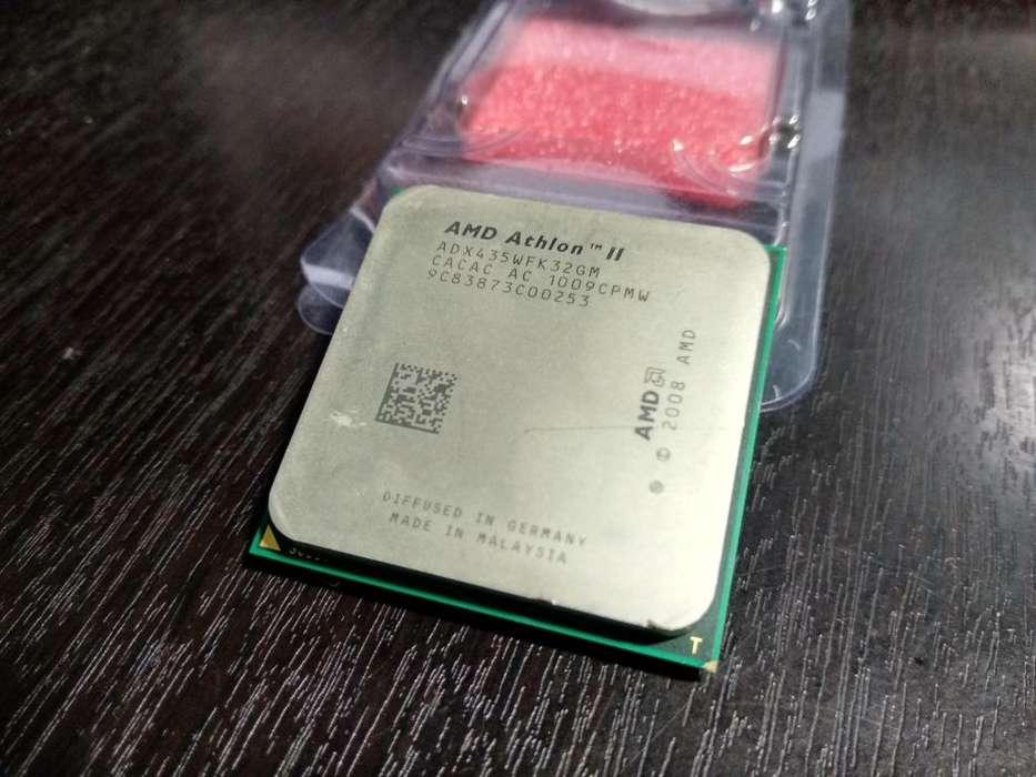 procesador Amd Athlon Ii X3 345 Triple Core A 2.9ghz 45nm
