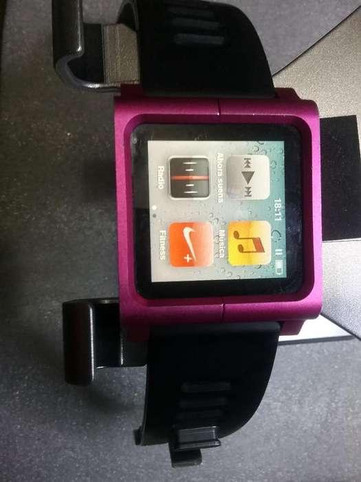 <strong>ipod</strong> Nano 6 Generacion Touch 8 Gb en La