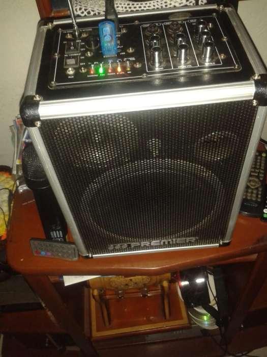 Cabina Amplificador