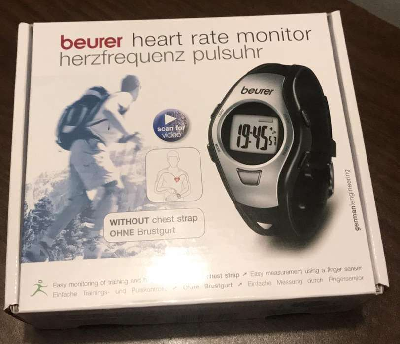 ad0a1f1c6089  strong beurer  strong  Pulsometro Cardiofrequencemetre
