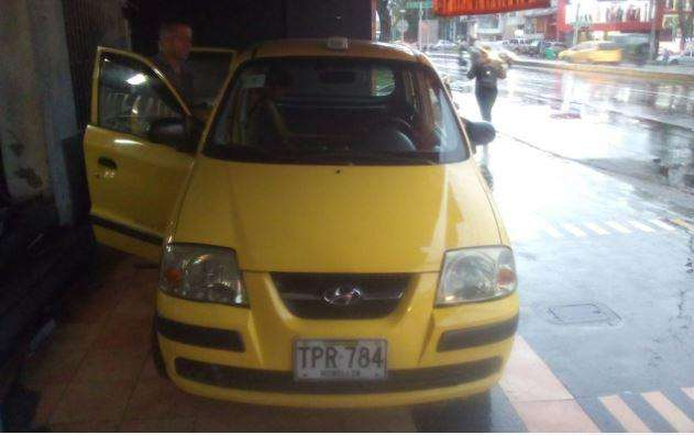 VENDO TAXI HYUNDAY ATOS 2005