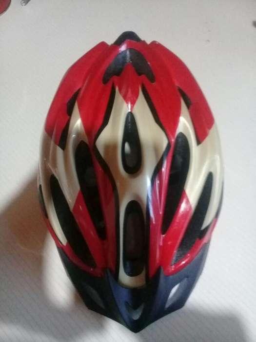 Vendo Casco Ciclista