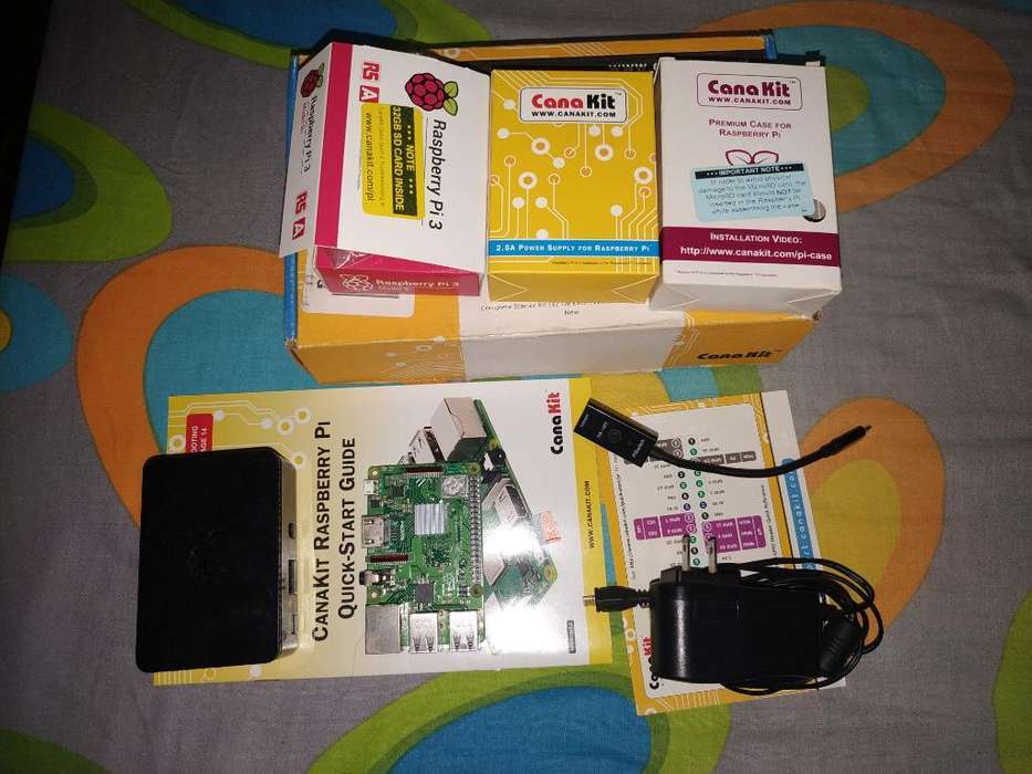 Kit Raspberry Pi B3