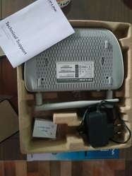 Routermodem Inalabrico Tplink Tdw8961n Adsl2 300mbps