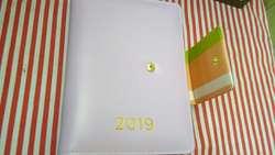 Agenda 2019 Isadora. Agenda Tarjetero