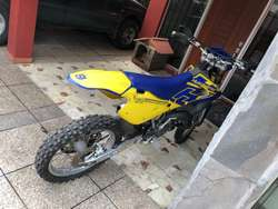 Husqvarna 125cc 2T full cross 2006