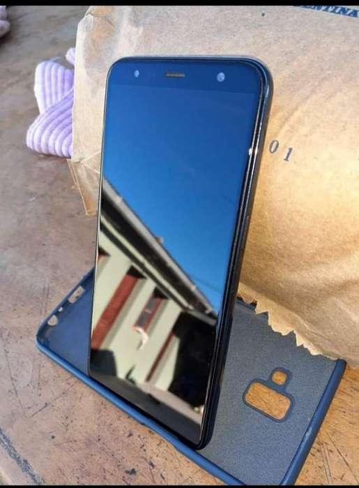 Vendo O Permuto Samsung J6 Plus