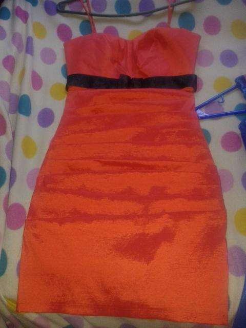Vestido de Fiesta Talle S.