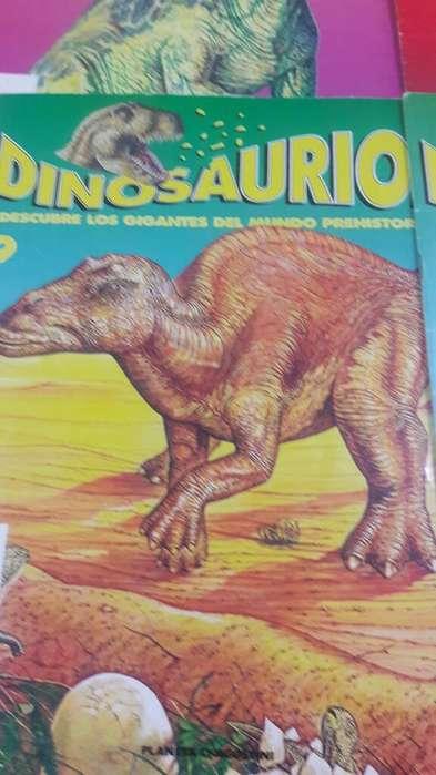 Colección Dinosaurio