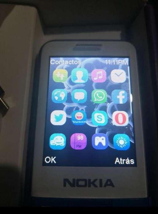 Nokia Flecha Moderna Dual Sim Nuevo