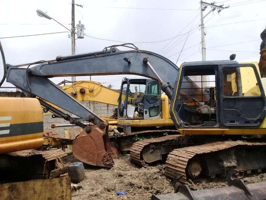 Excavadora Jhon Deere 690E