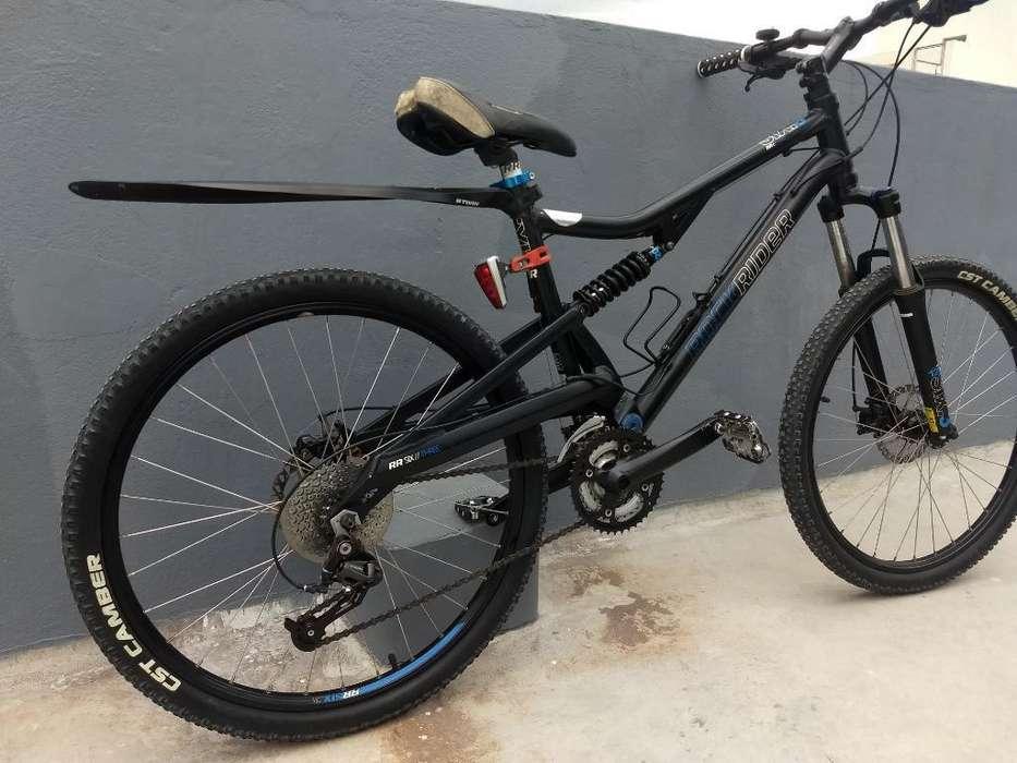 Bike Rockrider Six 3 - Large 26'