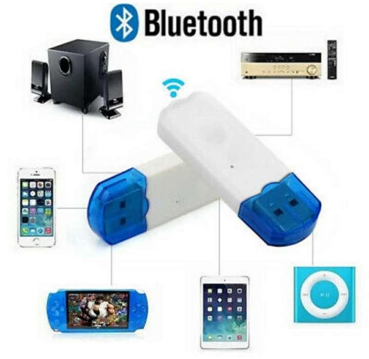Receptor <strong>bluetooth</strong> Usb Todo Uso Nuevos