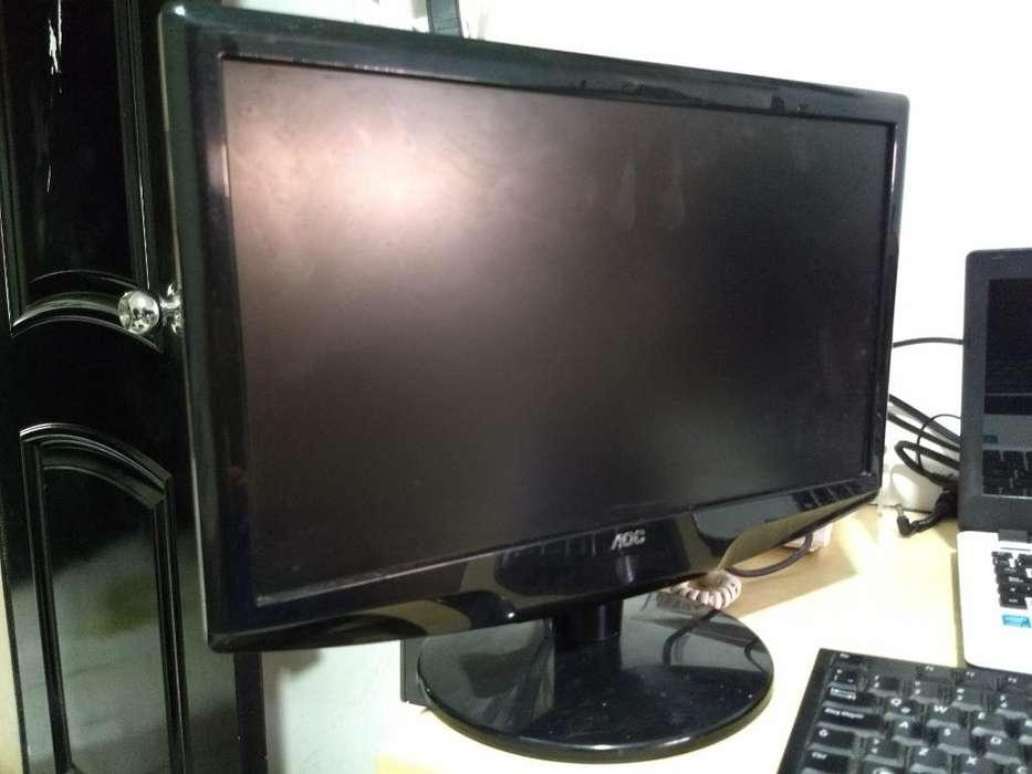 Monitor de Pc de Mesa. Marca: Aoc