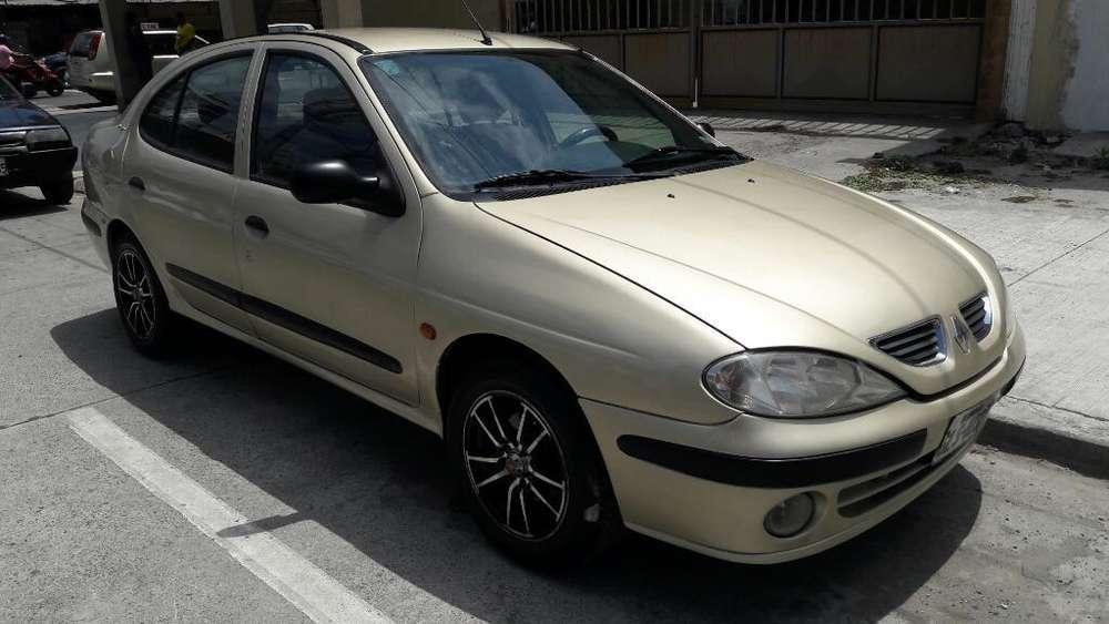 Renault Megane  2002 - 176000 km