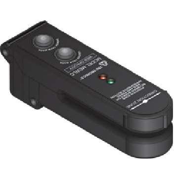 Sensor fotoelectrico detector de marcas de registro por impulso