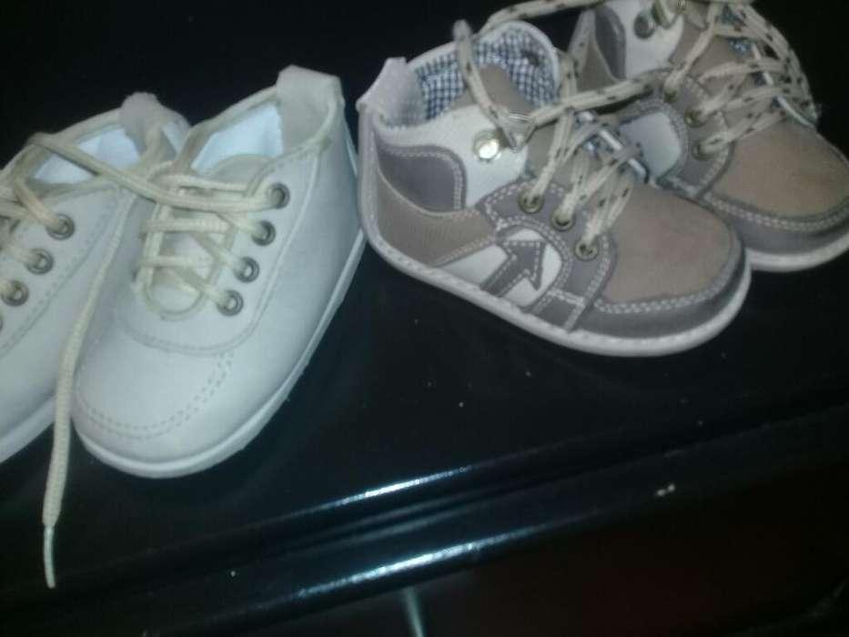Zapatos de Bebe Ortopédico Talla 19