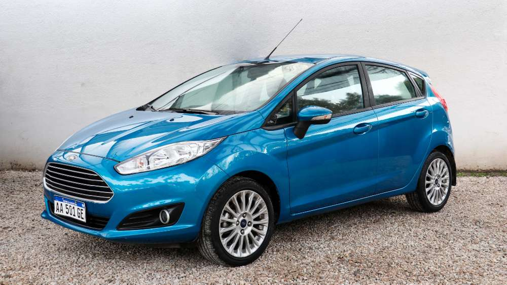 Ford Fiesta Kinetic 2016 - 16359 km