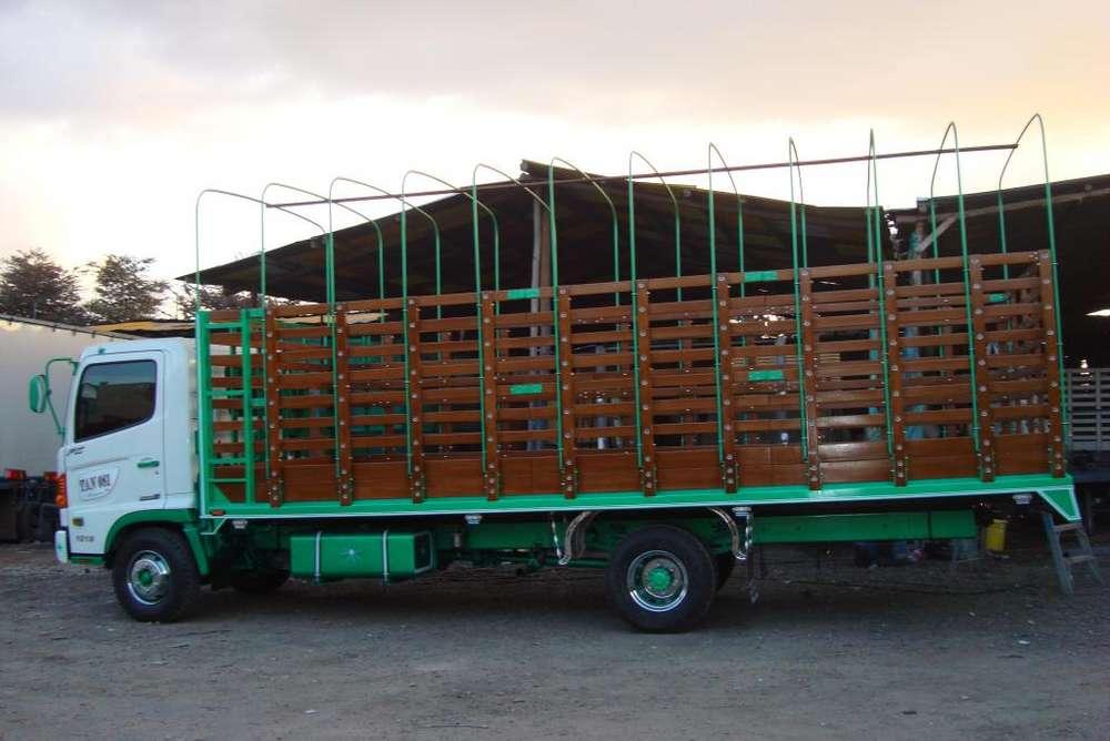 fabricamos carrocerias de todo tipo de carga