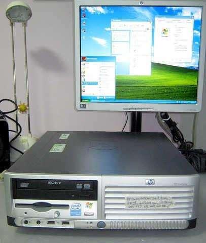 HP COMPAQ dc7600 Small Form Factor EN BUEN ESTADO 312-3779078 CHIA