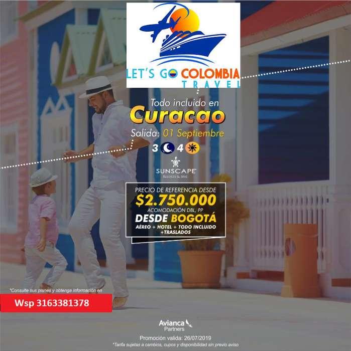 Promoción a Curacao