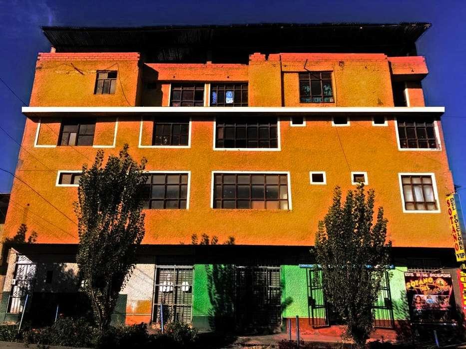 ALQUILER DE VIVIENDA 4 PISOS PARA HOTEL, OFICINA Y/O RESTAURANTE
