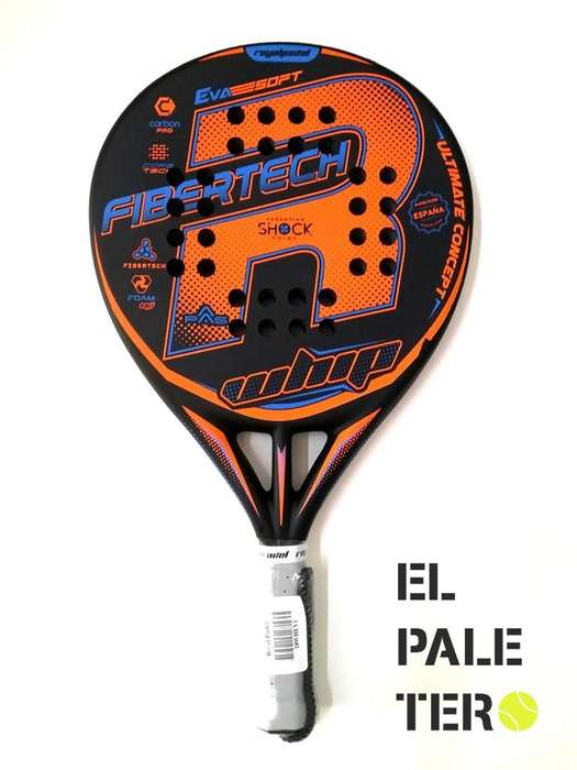 Paleta Padel Royal Whip 1.8 Eva 38 mm