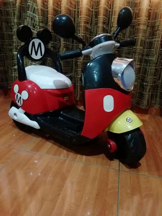 Remate Motos Mickey