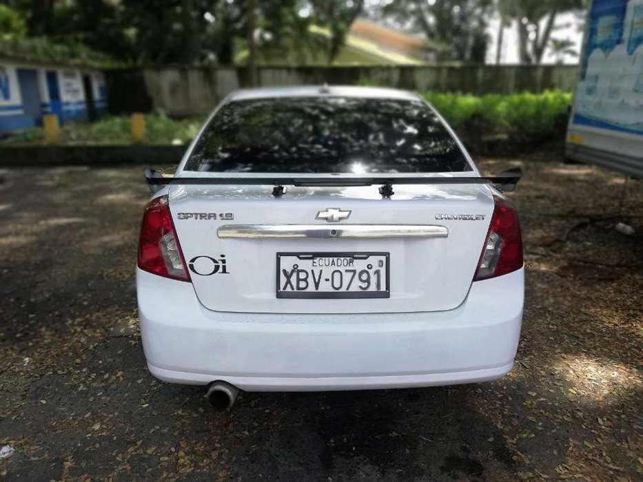 Chevrolet Optra 2005 - 123986 km