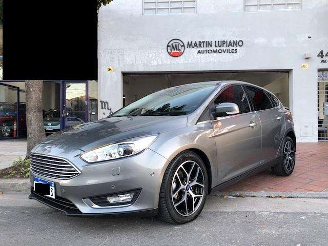 Ford Focus 2017 - 12500 km