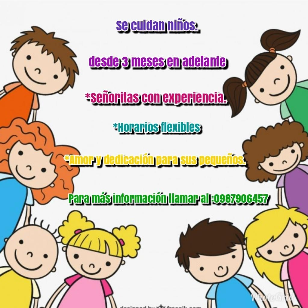 Se Cuida Niños
