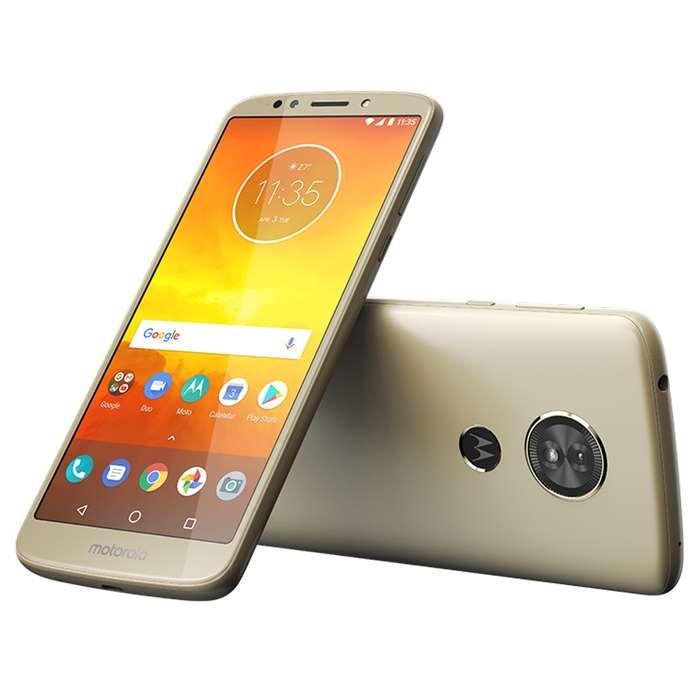 MOTO E5 (16GB) 9.000 // Nuevos, libres, en cajas completos // Whatsapp al 2612188400