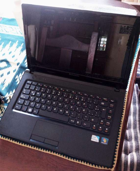 Notebook Lenovo G470