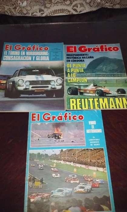 Revistas El Gráfico Y Automundo