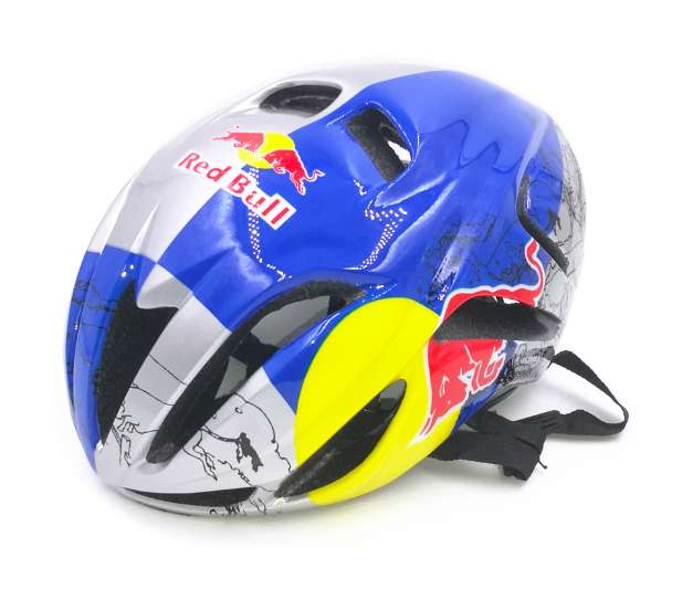 CASCO CICLISMO RED BULL