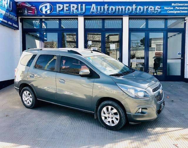 CHEVROLET SPIN LTZ 1.8N 5 AS 2012 KM 80.000