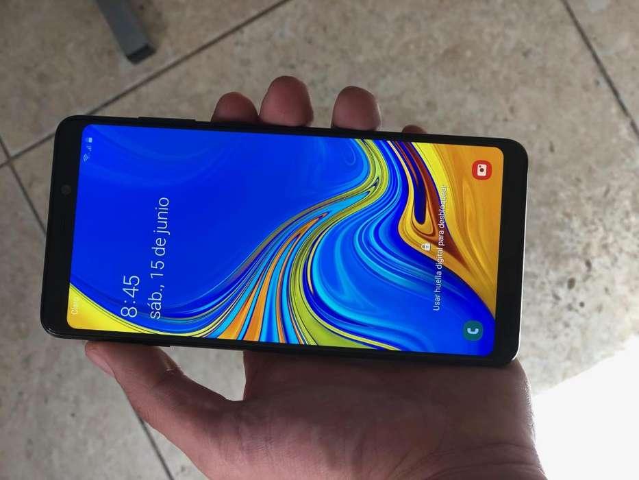 Vendo Samsung Galaxy A9 2018 128GB Dual Sim 10/10 con Garantia
