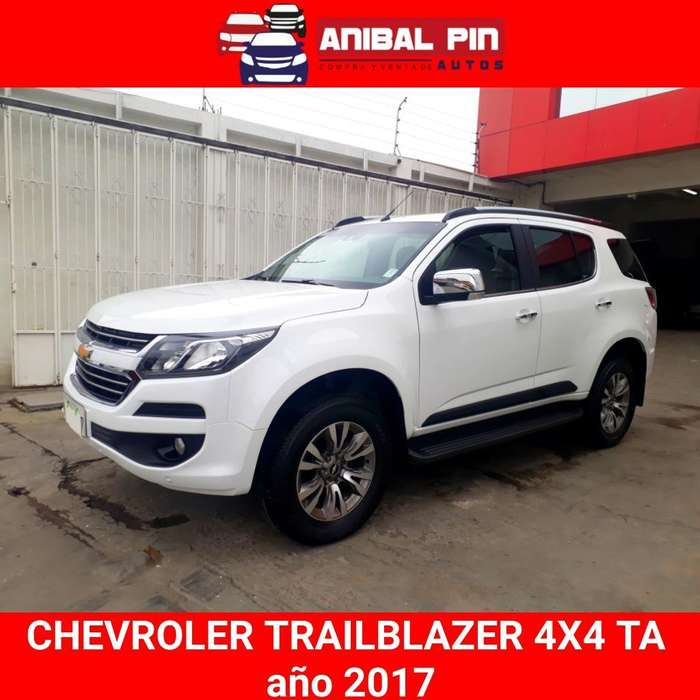 Chevrolet Trailblazer 2017 - 44000 km