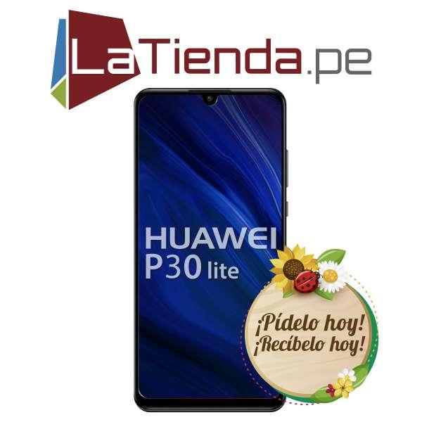 Huawei P30 Lite cámara principal del Huawei P30 Lite es triple