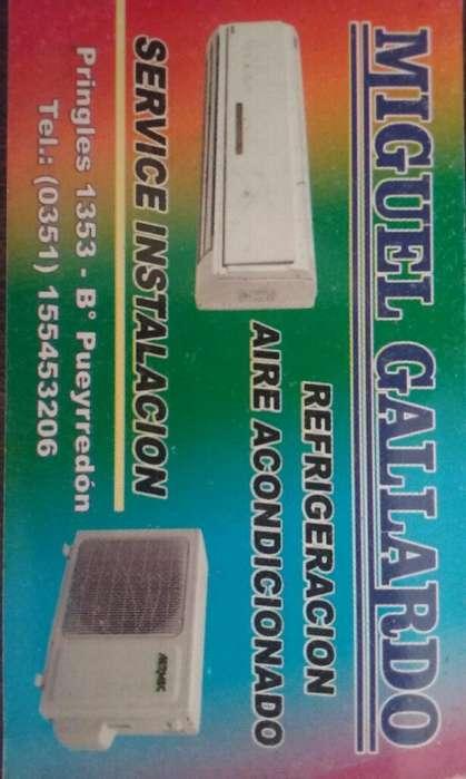 Tecnico Refrigeracion Instalacion Bacica