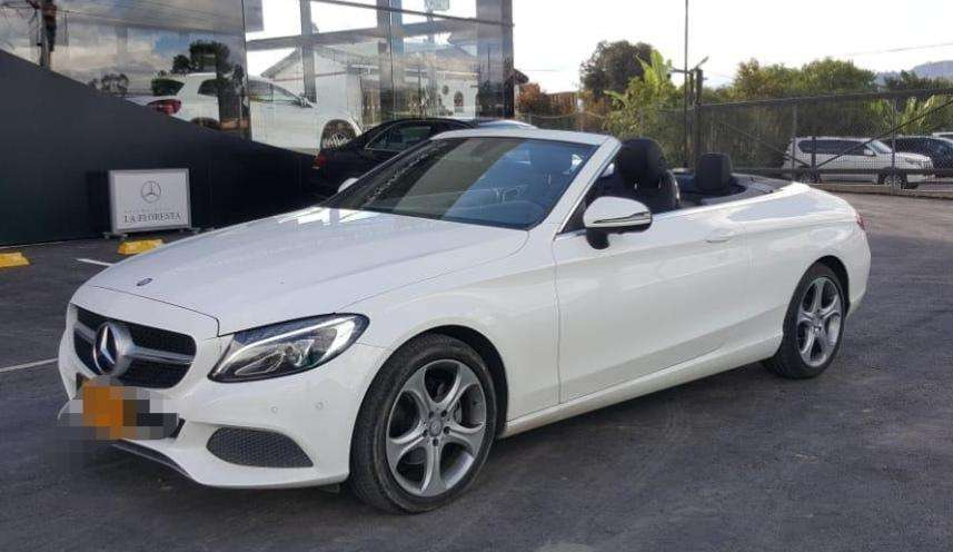 <strong>mercedes-benz</strong> Clase C 2017 - 21000 km