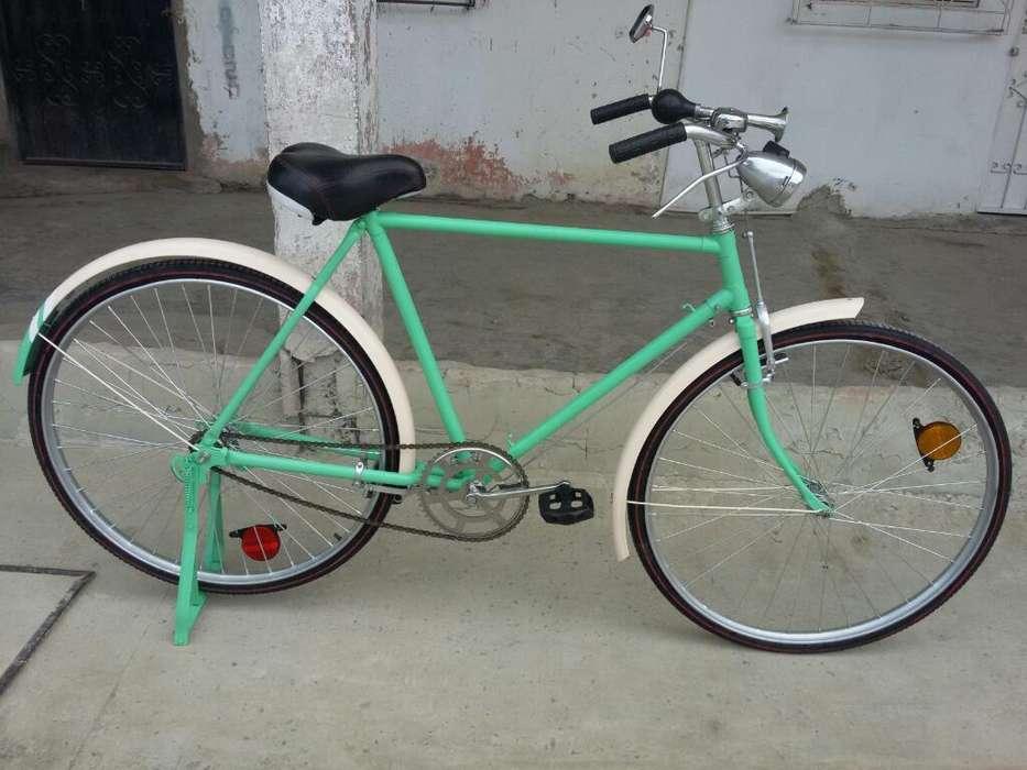 Vendo Bicicleta Clásica